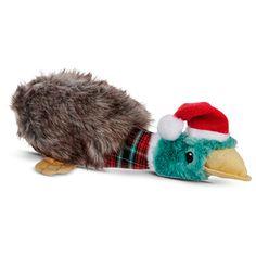 Petco Holiday Mallard Duck Dog Toy