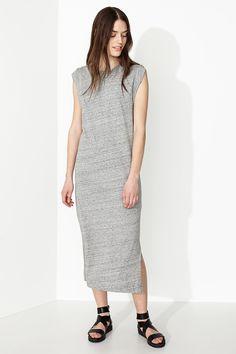 Elvine Jennifer Dress Light Greymelange - Elvine Shop