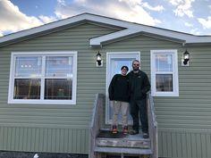 Welcome home Jessica & Richard! Congratulations! 🏡🔑