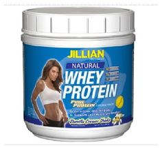 Jillian Michaels Natural Whey Protein, Pure Protein , Vanilla Cream Shake, 14 Ounce  http://www.amazon.com/gp/product/B0048JEMAI/ref=as_li_ss_il?ie=UTF8=1789=390957=B0048JEMAI=as2=beshombasbu01-20