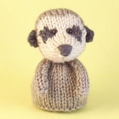 Hey, I found this really awesome Etsy listing at https://www.etsy.com/listing/62523766/meerkat-toy-knitting-pattern-pdf