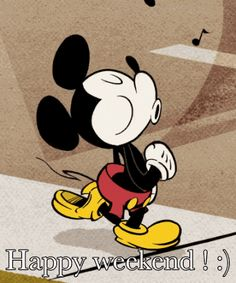 Last but not least, a timeless quote from Disney& veteran Mickey Mouse. - Last but not least, a timeless quote from Disney& veteran Mickey Mouse. Disney Mickey Mouse, Mickey Mouse E Amigos, Walt Disney, Mickey Mouse And Friends, Funny Disney, Mickey Mouse Cartoon, Animiertes Gif, Animated Gif, Walking Gif