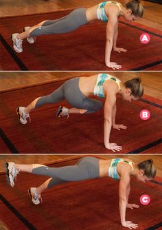 6 Moves for Total-Body Toning http://www.womenshealthmag.com/fitness/total-body-toning-week-one