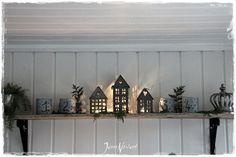 Jannes kreative verden: Lyslenke i hus:))