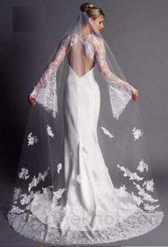 Image detail for -... lace wedding dresses romantic lace wedding dresses – Wedding Dresses