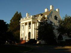 Tarrytown House Estate on the Hudson King Mansion