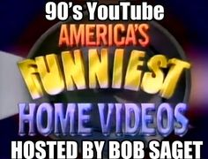 Back When I Was a Kid, YouTube Only Came on Once a Week