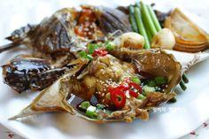 꽃게 간장 게장 (KKot Gae Gan jang ge jang), Blue crab marinated in soy sauce