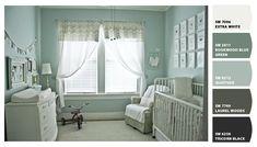 Quietude for baby's room.