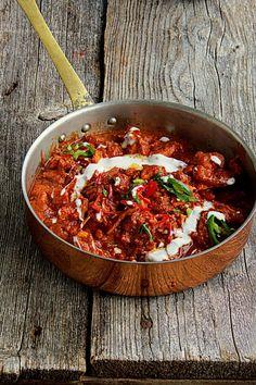 Tikka Masala // Chicken Tikka Masala Food & Style Joonas Laakso, Onko nälkä? Phto Joonas Laakso www.maku.fi