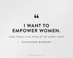 The 50 Most Inspiring Fashion Quotes Of All Time via @WhoWhatWear