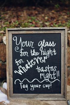 Wedding Talk: Mason Jar Week: Drinks!