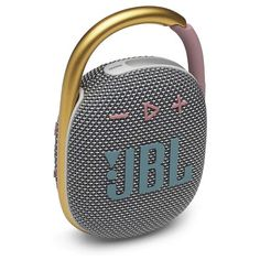 JBL Clip 4 Mini Bluetooth Speaker. Cool tech gifts for guys. (Birthday gifts for him who has everything) Birthday Gifts For Boyfriend, Boyfriend Gifts, Great Speakers, Mini Bluetooth Speaker, Waterproof Speaker, Tech Gifts, Cool Things To Buy, Soundtrack, Lader