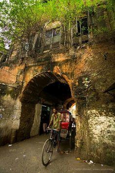 Old Dhaka