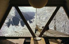 Heidi  Peter Wenger's 1955 Trigon view
