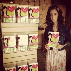Lizzie Velasquez, author of Be Yourself, Be Beautiful.