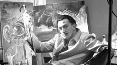 """""""Each morning when I awake, I experience again a supreme pleasure - that of being Salvador Dalí!"""""""