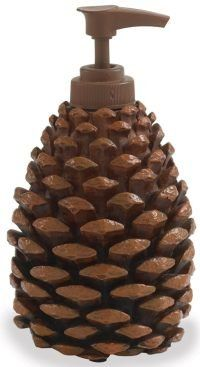 1000 Images About Pinecone Decor On Pinterest Wallpaper Borders Pine Cones And Bathroom Soap