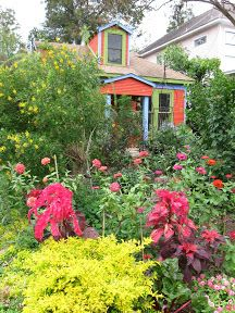 The Other Houston  Houston Bungalow & Cottage Gardens