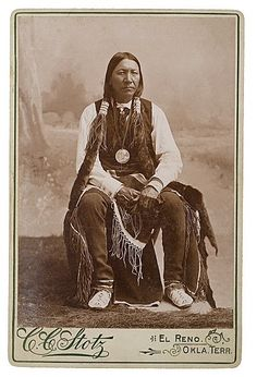 Cloud Chief - Southern Cheyenne - no date