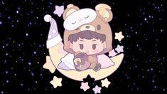 Kai Exo, Chibi, Minnie Mouse, Disney Characters, Fictional Characters, Fan Art, Entertaining, Cartoon, Anime