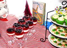 Dr Seuss Baby Shower Ideas | Diaper Duchess: kara's party ideas: dr. seuss baby shower