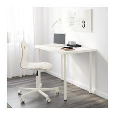 LINNMON / ADILS Table - blanc - IKEA