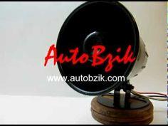 Автомобильная музыкальная сирена www.autobzik.com