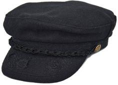 08debb22939cc Authentic Greek Fisherman Men s Sailor Hat Cap 100% Wool . Visor Hats