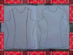 This tutorial shows how to use your bodice block to create a simple sweetheart neckline. Dress Sewing Patterns, Clothing Patterns, Sewing Sleeves, Sewing Blouses, Fashion Sewing, Learn To Sew, Pattern Making, Dior, Sewing Tutorials