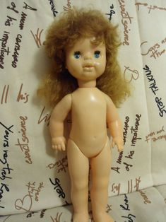 Кукла СССР Киев Лика с зубками