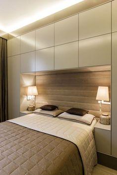 85 Creative Bedroom Wardrobe Design Ideas That Inspire On - Camera da letto Small Bedroom Storage, Small Master Bedroom, Small Bedroom Designs, Bedroom Furniture Design, Modern Bedroom Design, Master Bedroom Design, Contemporary Bedroom, Home Decor Bedroom, Living Room Designs