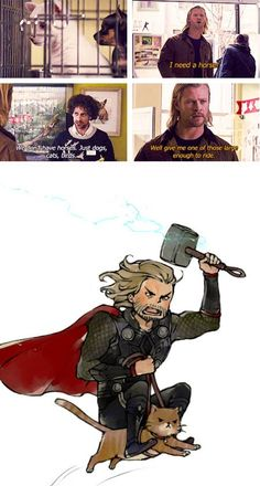 Well That's Just A'Thor'able