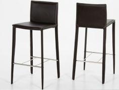 Image de l'article Chaise de Bar COSTA - Noir