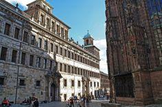 Altes Rathaus und St.Sebald Nuremberg