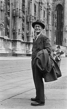 """"""" From 1901 until 1914 Hermann Hesse undertook several travels to Italy. Hermann Hesse, Carl Jung, Martin Luther, Grimm, Nobel Prize In Literature, Great Thinkers, La Mode Masculine, Writers And Poets, People Of Interest"""