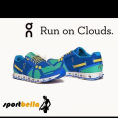 Running on cloud - with ON clouds - Running Shoes, Clouds, News, Sneakers, Fitness, Sports, Women, Fashion, Tennis Sneakers