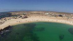 Playa de la concha. El Cotillo.  Foto de Jonathan Underwood