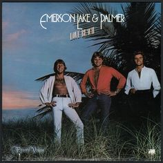 """#Love #Beach, by English progressive rock group #Emerson, #Lake & #Palmer, was the band's final album of original material until """"Black Moon"""" in 1992. The album was produced to satisfy contractual obligations with the group's record company. It was certified Gold by RIAA in the US. Production and mixing of the album were largely carried out by #Keith #Emerson. #Vinyl #LP #EmersonLakePalmer #KeithEmerson"""