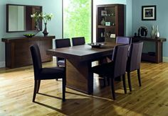 Find great deals of dining #table in walnut from Love Wardrobes