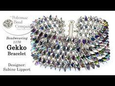 Gekko Bracelet (Tutorial) - YouTube