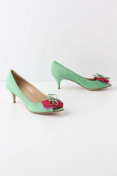 Ladylike shoe candy
