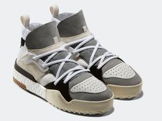 buy online 6f9a2 85a17 The Alexander Wang x adidas Originals AW BBall Sneaker Launches This  Weekend - Freshness Mag