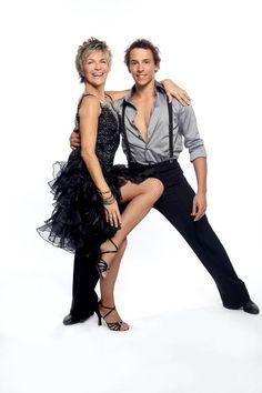 Véronique Jannot et Grégoire Lyonnet - Danse avec les stars 2