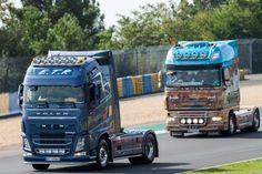 Tuned Volvo Truck #volvo #trucks #customtrucks