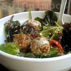 Falafel Cottage Cheese Salad @ Kapai New Zealand