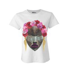 Frida's Flowers Tee - Dopeciety