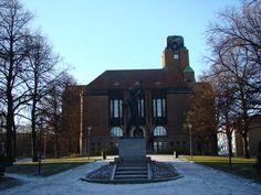 Town Hall, Lahti, Finland