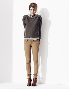 MiH Jeans Pre-AW12 Campaign.