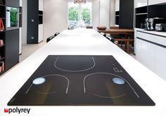 polyrey / plan de travail compact made in France pour votre cuisine.